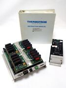Thermotron 1046318 Ccm Control Module W/ 1030341 Emb T-alarm And Operation Manual