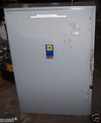 Square D 400 Amp Fused Safety Switch 240 Vac 2 Or 3 Phase 50 Hp Model H425