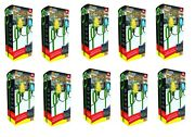 10 Boxes Adams Easy Push 10 Heavy-duty Light Stakes - 250 Stakes