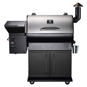 Z Grills Pellet Grill Bbq Smoker Outdoor Garden Barbecue With Cover Zpg-700e