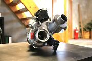 Tm450 Upgrade Turbocharger Ihi Golf 7 Gti As Replacement For Is20 Is38 450 Hp