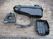 1991 Honda Ct70 Ct 70 Gas Tank With Hoses Cover And Cap