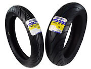 Michelin Road 2 120/70zr17 Front 160/60zr17 Rear Motorcycle Radial Tires Set