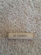 50 Boone-beatrice Bus Services Tokens
