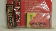 Marcos How To Play Harmonica Instruction Book Cassette Harmonica New