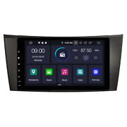 4g+64gb Android 10 Car Gps Radio Stereo For Mercedes Benz E Class W211 Cls W219