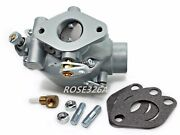 New Carburetor For Massey Ferguson Te20 To20 To30 Tractor Z120 Z129 Engines