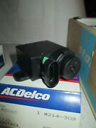 Ac Delco 214-309 Egr Vacuum Control Solenoid See Picture For Application