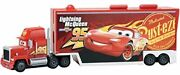 Tomica Disney Pixar Letand039s Play With A Maintenance Dock Mack Toy Car