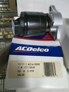 Ac Delco 214-5595 Egr Valve See Picture For Applications