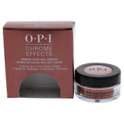 Chrome Effects Mirror Shine Nail Powder - Great Copper-tunity By Opi - 0.10 Oz