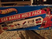 New Mattel Car Maker Mold Pack Prototype H24 And Rd08