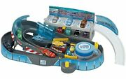 Disney Cars Tomika Turning And Racing 2way Circuit With First Benefit Lightnin