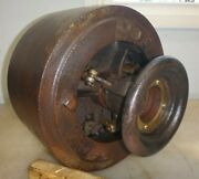 Unknown 14 Clutch Pulley Bolt On For An Old Hit And Miss Antique Gas Engine