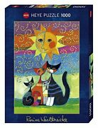 Heye Puzzle Hey Puzzle 29158 Rosina Wachtmeister Sun 1000 Pieces