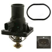 Engine Thermostat Plastic For Vauxhall Opel Chevrolet Astra Gtc Mk Vi 1338257