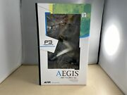 Persona 3 Aegis Art Works Ver. 1/6 Scale Pvc Painted Finished Product