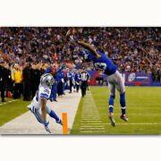 58855 Odell Beckham Jr The Catch Wide Receiver Wall Print Poster Ca