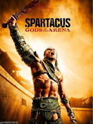 73795 Spartacus Gods Of The Arena Tv Lucy Lawless Wall Print Poster Ca