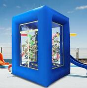 9ft Inflatable Cash Cube Money Machine Advertising Promotion With Blowers M