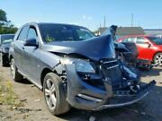 Driver Front Door 166 Type Gl350 Laminated Fits 13-16 Mercedes Gl-class 1092972