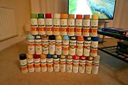 Rustoleum Vintage Spray Paint Collection 31 Cans, Graffiti, Seen, Cope2, Style W