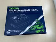 Tomix N Scale Tcs Power Unit N-1001-cl 5506 Model Train Supplies