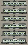 N Scale 10-259 E231 Series 500 Series Yamanote Line Color Extension 6 Both