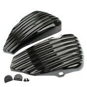 Motorcycle Oil Tank Battery Covers For Harley Sportster Xl 1200 883 2014-2020