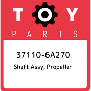 37110-6a270 Toyota Shaft Assy Propeller 371106a270 New Genuine Oem Part