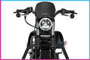 Puig Front Plate Harley D. Sportster 883 Iron 2011 Carbon Look