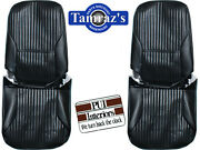 1969 Cutlass Holiday S Front And Rear Seat Upholstery Covers - Pui New
