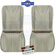 1965 Impala Ss Front And Rear Seat Upholstery Covers Pui New