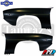 72-74 Plymouth Barracuda Cuda Front Fender - Amd Tooling - Lh And Rh Side Pair