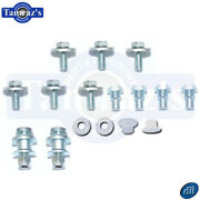 68-72 Gm A Body 67-9 F Body Convertible Top Bolt And Pivot Kit 28 Pieces