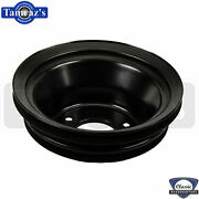 Chevy Big Block Bb Triple Groove Crank Shaft Pulley With A/c Air Conditioning