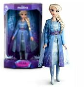 Disney Elsa Limited Edition Doll 17 Frozen Collector Item Sold Out Rare