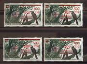 Africa 1960 Olympics, Cpl Xf Ovp Mnh Sets, Sport, Birds, Animals Stamps