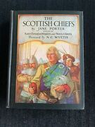 The Scottish Chiefs By Jane Porter Illustrated By N.c. Wyeth 1934