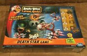 Angry Birds Star Wars Jenga Death Star Game New