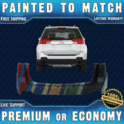 New Painted To Match - Rear Bumper Cover For 2010-2015 Gmc Terrain Suv 10-15