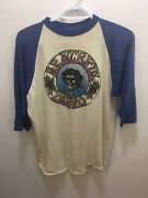 Grateful Dead Shirt Baseball Style Old Late 60andrsquos Vintage 1st Bertha