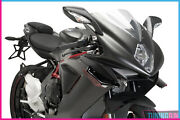 Puig Spoiler Laterale Downforce For Mv Agusta F3 675 2015 Black