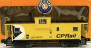 ✅lionel Smoking Cp Rail Canadian Pacific Caboose 6-17640