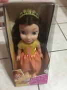 Disney Princess Toddler Belle Beauty And The Beast Collector Doll New 14andrdquo