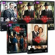 Doctor Blake Mysteries Complete Seasons 1-5 Dvd Free Shipping