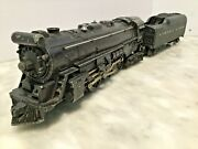 Lionel Gauge 665 Steam Loco And 2046w Whistle Tender