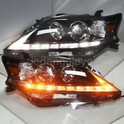 Non Afs Car 2012-2015 Year Headlights For Lexus Rx270 Rx350 Rx450h Front Lamps