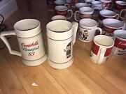 Vintage Campbell's Soup Kids Mugs By Westwood From 83 93 And 1997 Mmm Good