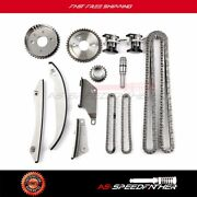 Timing Chain Kit For 02-07 Dodge Charger Stratus 2.7l Dohc Vin R U